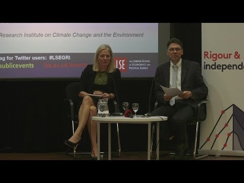 LSE Events | The Environment And The Economy: fostering clean growth in the 21st century
