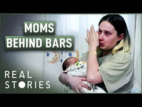 Number Of Women In U.S. Prisons Soaring: Babies Behind Bars (Prison Documentary)