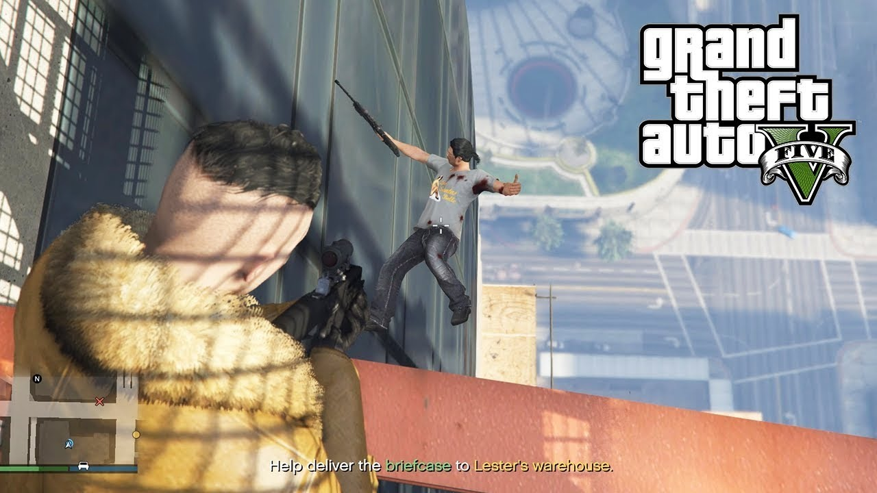 Grand Theft Auto 5 with Nogla?
