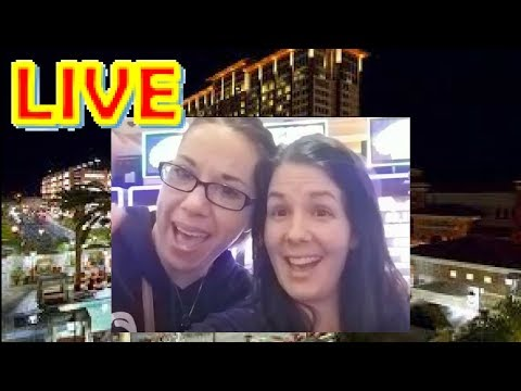 🔴Vegan Slot Girl LIVE At Thunder Valley Casino with Surprise Guest SLOT QUEEN!