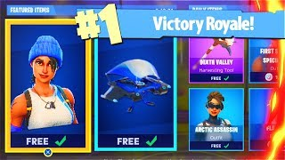 How To Get NEW FREE SKINS In Fortnite Battle Royale! (Fortnite Battle Royale Free Skins Update)