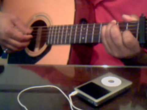 Main Jahan Rahon Rahat Fateh Guitar solo instrumental - YouTube