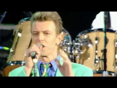 Musicless Musicvideo / QUEEN & DAVID BOWIE - Under Pressure