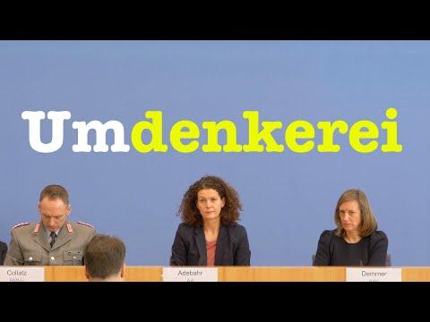 24. Januar 2020 - Bundespressekonferenz | RegPK
