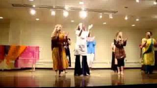 twist and indian folk song.flv