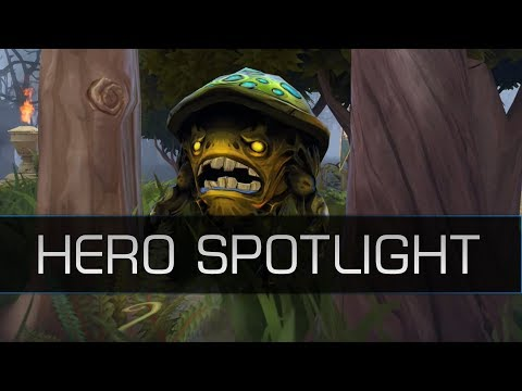 Dota 2 CHP Hero Spotlight - Parasight