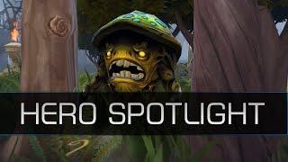 Dota 2 CHP Hero Spotlight - Parasight