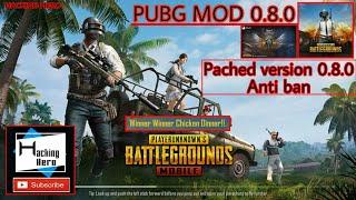 Pubg mod 0.8.0 || Game guardian trick anti ban || Upload by Hacking Hero