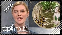 Heidi Klum beruhigt Transgender Lucy vor dem Shooting mit Rankin   #GNTM The Talk   ProSieben