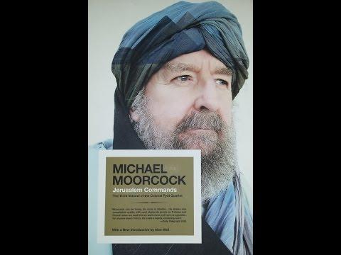 Michael Moorcock   Jerusalem Commands  Book Launch 1992