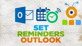 How to Set Reminders in Outlook | How to Create a Reminder in Outlook