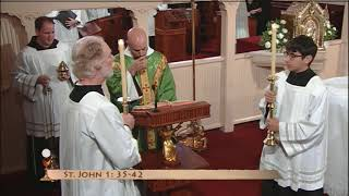 Daily Catholic Mass - 2018-01-14 - Fr. John Paul