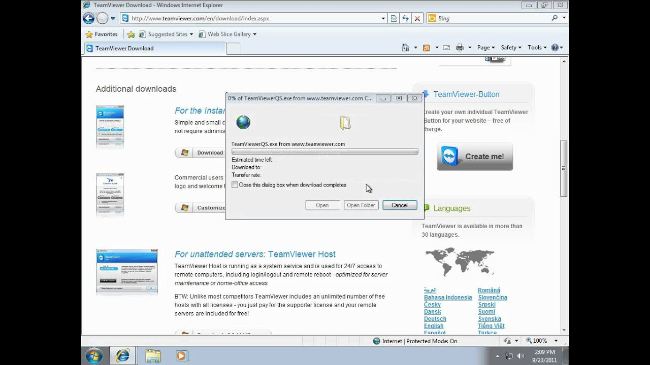 TeamViewer Quick Support - YouTube