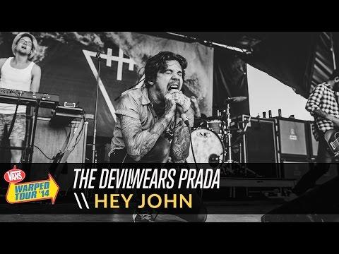 The Devil Wears Prada - Hey John (Live 2014 Vans Warped Tour)