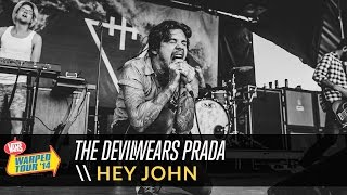 The Devil Wears Prada - Hey John (Live 2014 Vans Warped Tour)