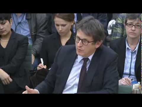 Guardian's Alan Rusbridger Home Affairs Committee Testimony Re: Snowden/NSA Leaks