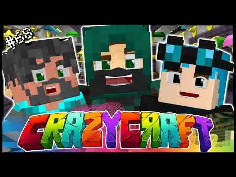 CRAZY CRAFT FINALE!! w/ DanTDM & Thinknoodles | Minecraft Crazy Craft 3.0 Ep 68