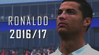 Криштиану Роналду забивает голы в FIFA 17