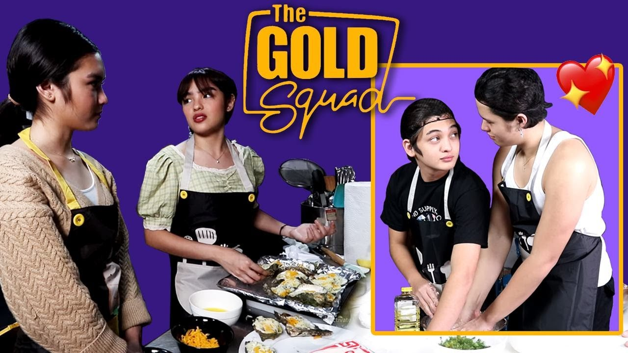 PREPARING FOR MEDIA NOCHE + COOKING WITH THE GOLD SQUAD (PART 1) | The Gold Squad