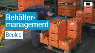 Behältermanagement bei Beulco mit L-mobile warehouse | Mobile Lagerverwaltung