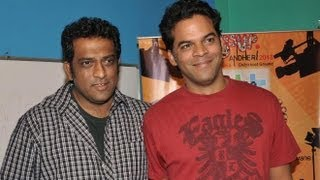 Anurag Basu And Vikramaditya Motwane Talk About Their Short Film Contest
