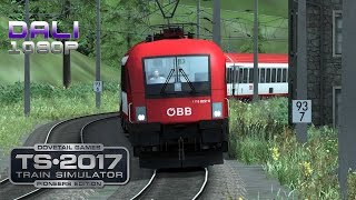 Train Simulator 2017: Pioneers Edition Semmeringbahn PC Gameplay 1080p 60fps
