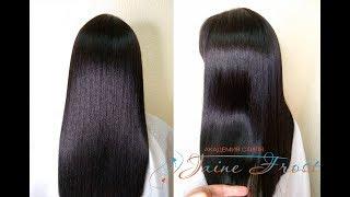 Estel Thermokeratin   Как придать блеск волосам