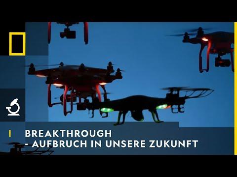 SNEAK PEEK: Game of Drones? | BREAKTHROUGH | National Geographic