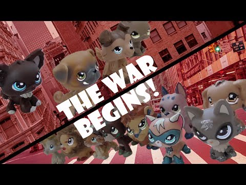 Lps Super Hero Chronicles S2 Ep 8 (The War Begins)