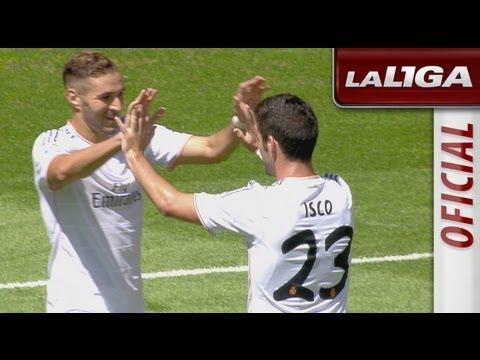 Resumen de Real Madrid (3-1) Athletic Club - HD - Highlights