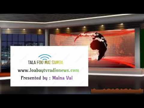 TALA FOU MAI SAMOA (audio only) 23 Oketopa 2017 SAMOATV TALA'LASI LIVE-TV 24/7