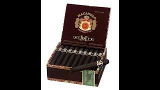 Macanudo Maduro Cigar Review Hyde Park