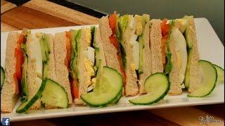 Triple Egg Sandwich (Jamaican)   Recipes By Chef Ricardo