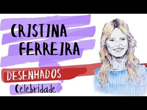 CRISTINA FERREIRA SEM MARCELO | DESENHADOS