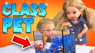 Barbie - The Preschool Class Pet | Ep.167