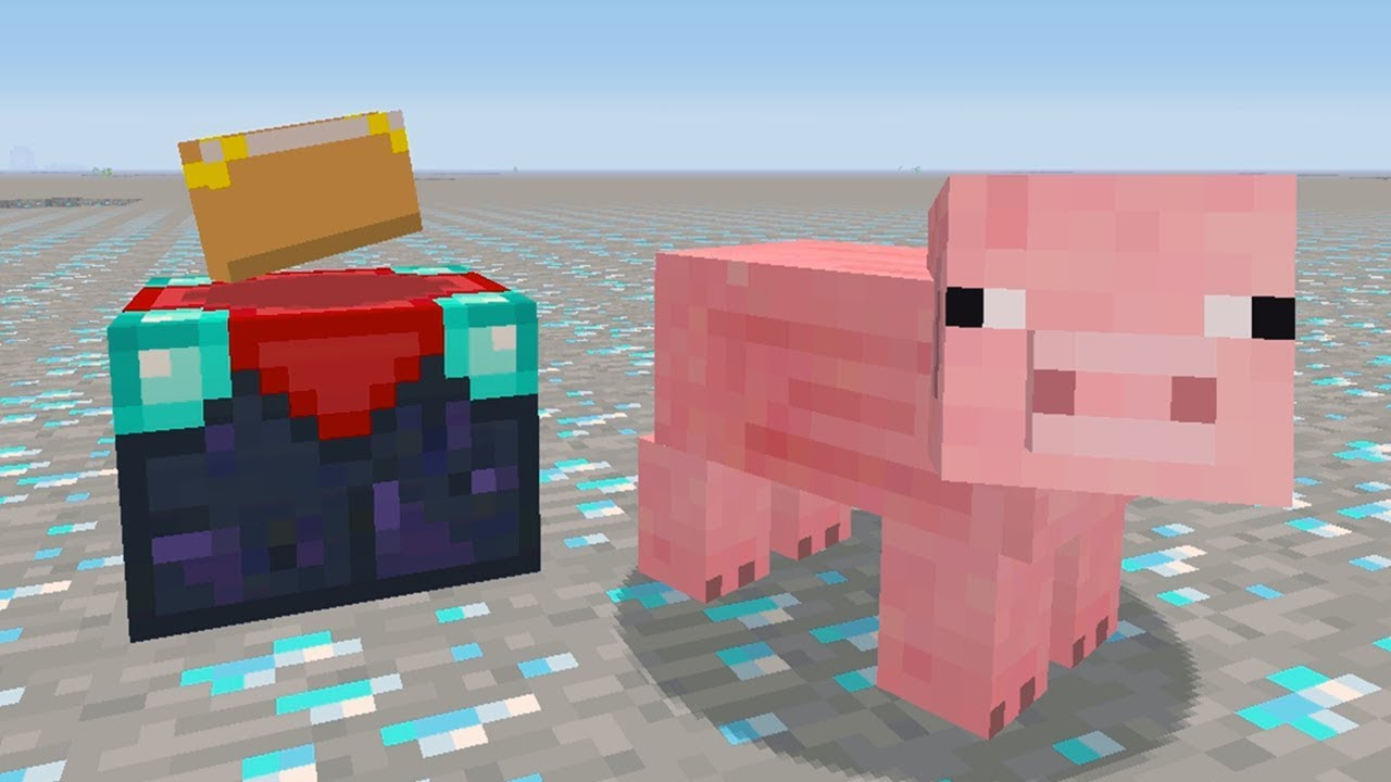 Minecraft DIAMOND SURVIVAL ENCHANTMENT TABLE (3