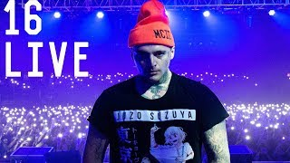"Gambar cover Highly Suspect's Johnny Stevens Breaks Down ""16"" Live #MCID"