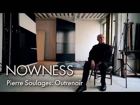 ?Pierre Soulages: Outrenoir? by Barbara Anastacio