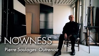"""Pierre Soulages: Outrenoir"" by Barbara Anastacio"