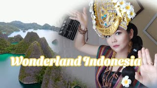 Wonderland Indonesia By Alffy Rev Ft Novia Bachmid Cover By Lee Cover Songs New Song 2021