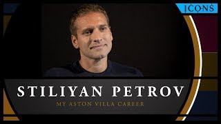 Icons: Stiliyan Petrov interview – My Aston Villa career