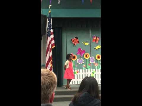 Foothill Ranch Elementary School Fashion Show
