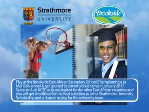 Brookside Dairy/Strathmore University Scholarship