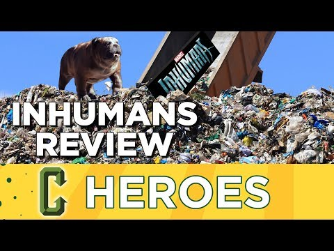 Marvel's Inhumans Review - Yay or Nay?