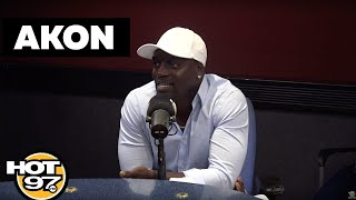 Akon Shares CLASSIC Stories & Thoughts On Michael Jackson, Eminem, Whitney Houston, R. Kelly + MORE