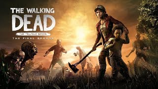 Discourse amongst ourselves in The Walking Dead: Final Season - Episode 2 - #1!
