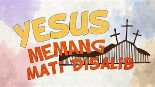 Benarkah Yesus Mati Disalib?