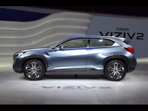 2017 Subaru Outback - YouTube