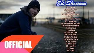 Ed Sheeran Greatest Hits Full Album 2018 | Best of Ed Sheeran Playlist