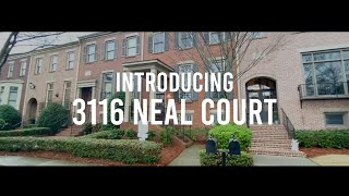 Introducing 3116 Neal Court